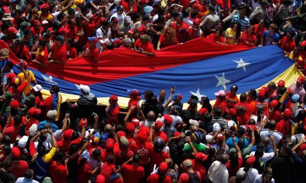 VENEZUELA e a luta do seu povo por uma Pátria Livre!