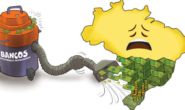 U R G E N T E! Senado aprova legalização de Esquema Fraudulento  de Desvio de Dinheiro Público!  Projeto 459/2017 já está na Câmara!  Pressione deputados/deputadas para não o aprovarem!  Securitização de Dívida: Como funciona o esquema?