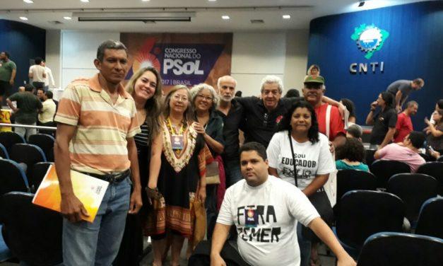 6º Congresso Nacional do PSOL: A Globo anunciou seu resultado antes dele começar!