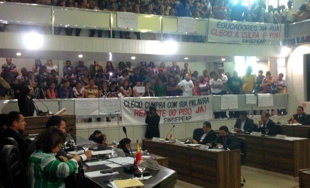 Nota da Executiva Nacional do PSOL contra o projeto da prefeitura de Macapá que retira direitos dos servidores