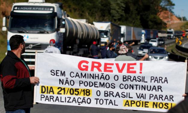 CSP-Conlutas apoia a greve dos caminhoneiros, repudia a intervenção do Exército e faz um chamado à Greve Geral. Pela unidade na luta com todas as centrais!