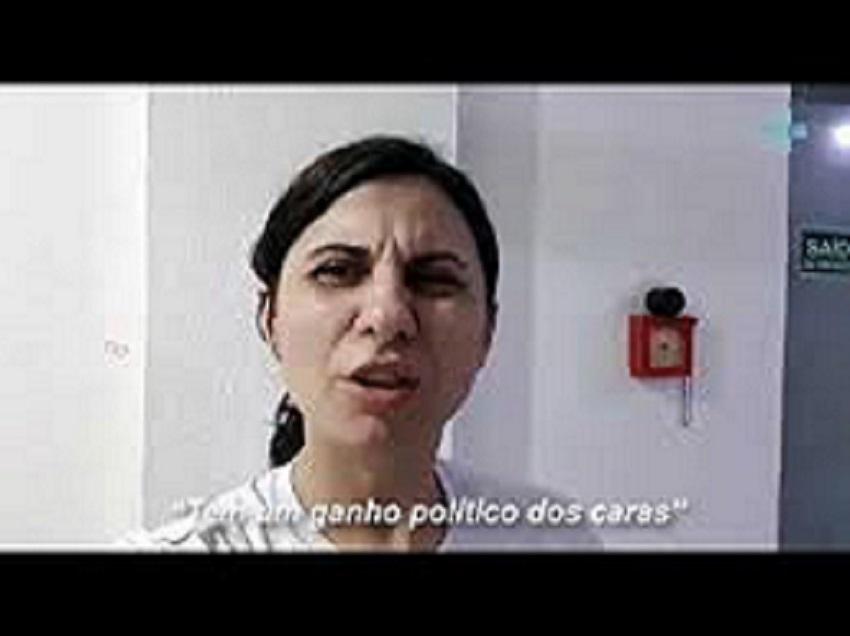 Médicos e médicas do Ceará respondem ao presidente que incentiva seguidores a  filmarem hospitais