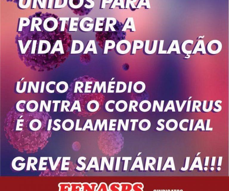 SERVIDORES(AS) DO INSS SE MOBILIZAM EM FAVOR DA VIDA E PARA GREVE SANITÁRIA