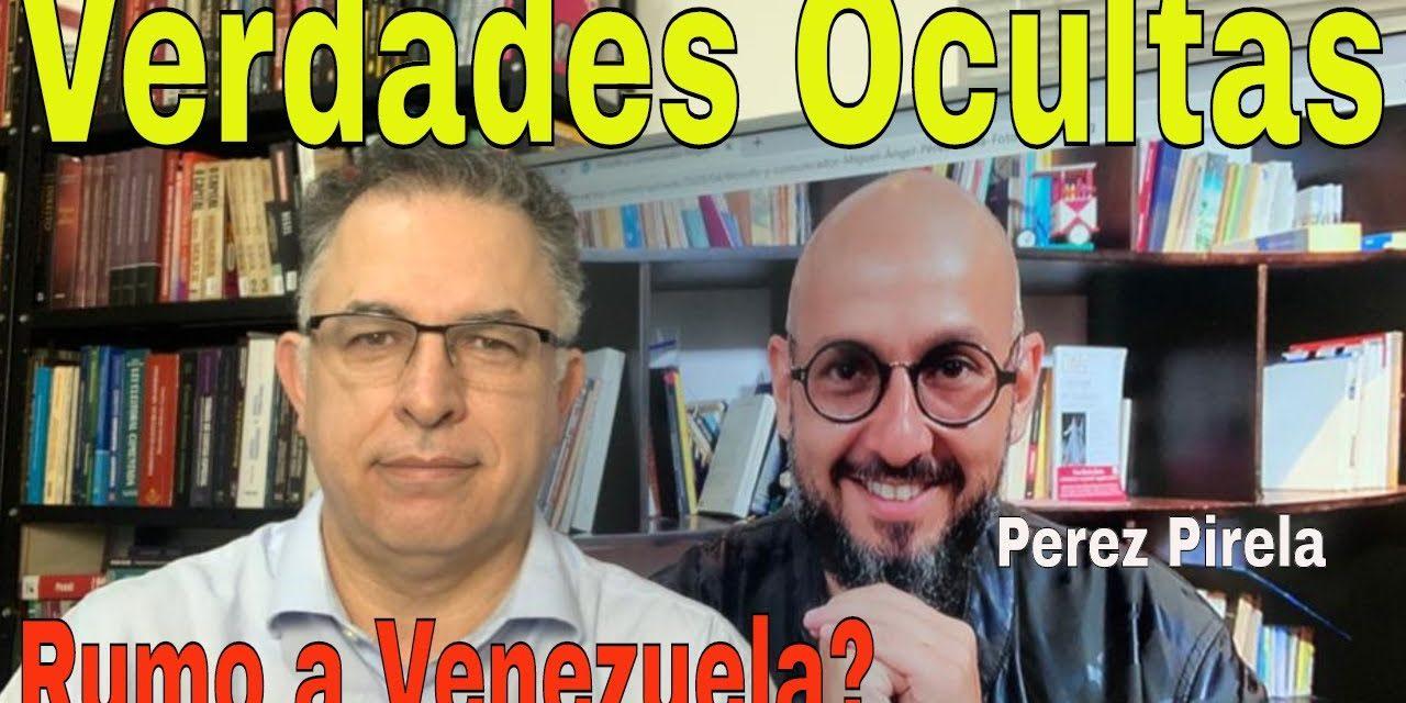 Revelações: Brasil x EUA x Venezuela! O que nos escondem? Bolsonaro = Guaidó? Perez Pirela explica!