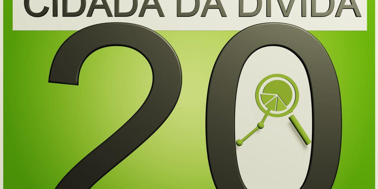 20 anos da Auditoria Cidadã da Dívida