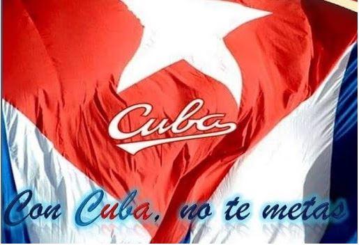 En video, Con Cuba no te metas